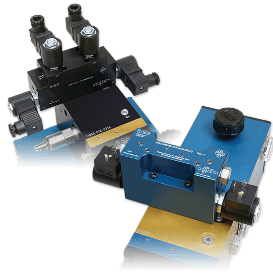 Poppet-style Solenoid Directional Control Valves - D03 Series